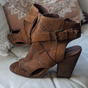 Carmel sandal booties